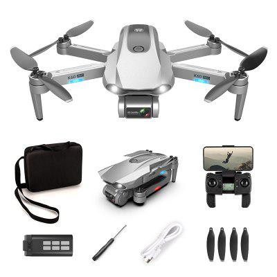 GPS FOLDABLE 6K HD camera 5G 30MINTES FLYING TIME 1200 M distance control drone K60 PRO Image