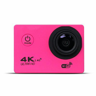 4K WiFi Sports Action Camera Ultra HD Waterproof DV Camcorder  Wide Angle
