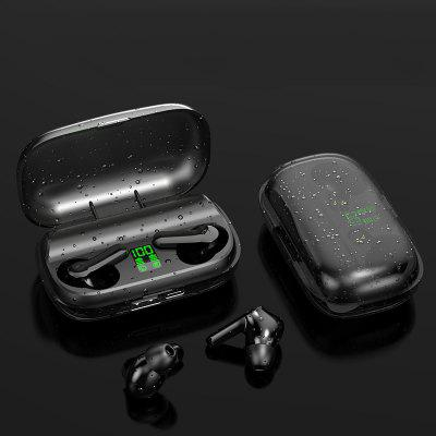 Free Shipping TWS Bluetooth V5.0 Wireless Headphones Fingerprint Touch 2200mAh Charging Box IPX5 Waterproof earbuds With Type-C Power Bank Function free shipping 5pcs 39a132a mb39a132a in stock
