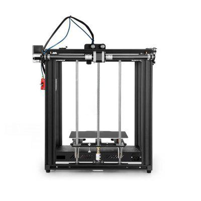 Official Creality Ender 5 Pro 3D Printer Upgrade Silent Mainboard with Metal Extruder Frame Use Capricorn Bowden PTFE Tubing