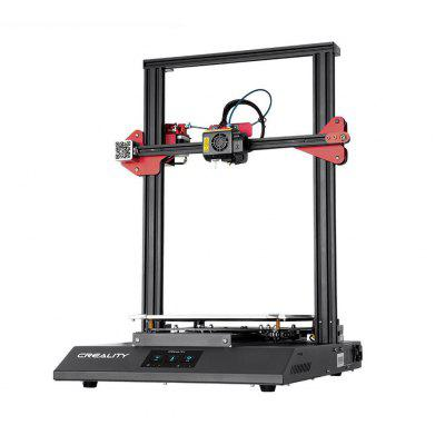 CREALITY 3D Auto Leveling CR-10S Pro V2 Printer Touch LCD Double Extrusion Resume Printing Filament Detection Funtion 3d принтер creality3d cr 10s orange