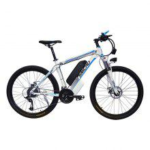 Smlro C6 Electric Mountain Bike  500W 26inch Electric Bicycle with Removable 48V 13Ah Battery 21 Speed Shifter ebike