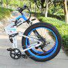 Smlro S11 48v1000w Samsung14Ah lithium battery  Electric Folding Bicycle 26inch 4.0Fat Tire Electric Mountain Bike 31 MPH 70+ Mile   Ebike