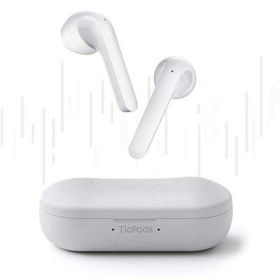 TicPods 2 Pro True Wireless Bluetooth Earbuds Head Gesture Control In-Ear Detection Superior Sound Quality Touch/Voice/Gesture Control 4PX Waterproof