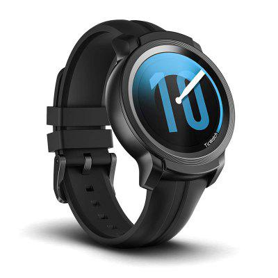 TicWatch E2 Android Wear Smart Watch with GPS OS by Google iOS& compatible 5ATM Waterproof Long Battery life