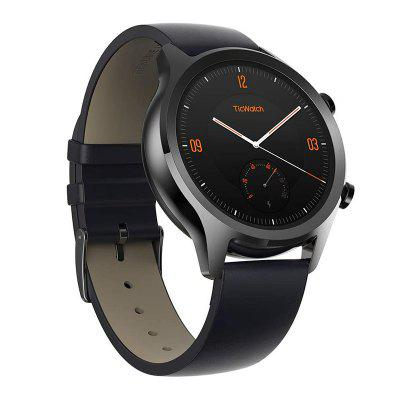 Ticwatch C2 Wear OS by Google Women Bluetooth Smart Watch Android&iOS Compatible IP68 Swim ready Waterproof GPS NFC Available Image