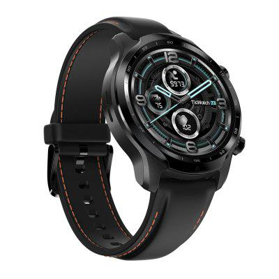 TicWatch Pro 3 GPS Smartwatch for Men and Women Wear OS by Google Dual-Layer Display Long Battery Life