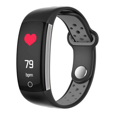 ARMOON Smart Watch Q6 Men Blood Pressure Sleep Monitor Bracelet Women Color Screen Waterproof  Heart Rate Sports Band for  Iphone Huawei  Xiaomi