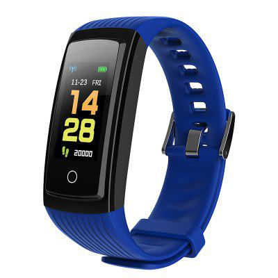 ARMOON Stylish Sport Smartwatch M6 Bluetooth  Heart Rate Fitness Tracker  Bracelet Sleep Monitor Blood Pressure Watch  Color Waterproof  Smart Band