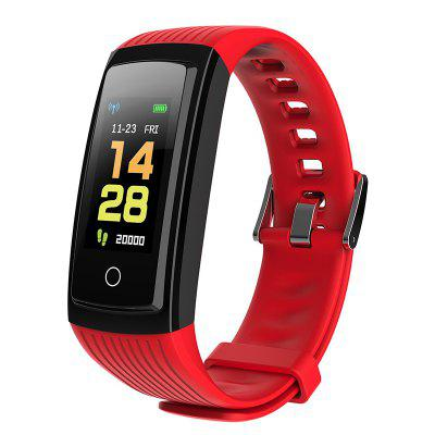 ARMOON Sport Smart Bracelet M6 Bluetooth Fitness Tracker Heart Rate Blood Pressure Sleep Monitor Watch Alarm Step Color Waterproof Band