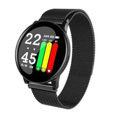 ARMOON Smart Watch W8 Adult Heart Rate Sleep Monitor Bracelet Fitness Tracker Blood Pressure Color Screen Sport Band for Android IOS