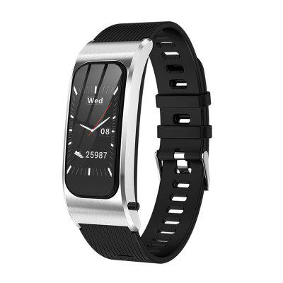 ARMOON Smart Watch R21 Men Heart Rate Blood Pressure Fitness Tracker Bluetooth Bracelet Women Color Creen Call Reminder Sleep Monitor Sports Band