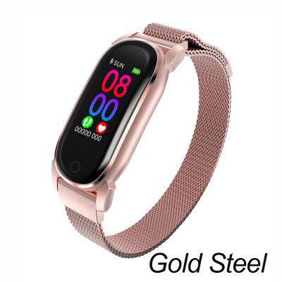 ARMOON Smart Watch YD8 Men Heart Rate Sleep Fitness Tracker Band Women Temperature Measurement Thermometer  Call Message Sport Smartwatch