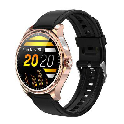 ARMOON Stylish Smart Watch R26 Full Touch Sleep Monitor Blood Pressure Band  Fitness Tracker  Heart Rate Round Music Adult Sports Smartwatch