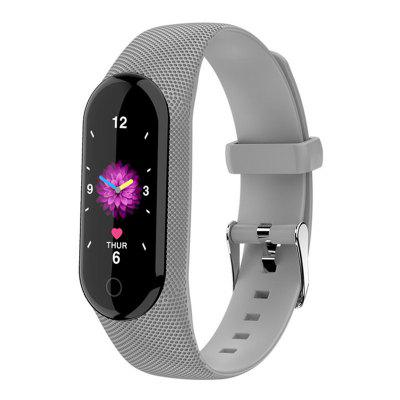 ARMOON Smart Watch IK08 Color Men  Heart Rate Band Fitness Tracker Women Waterproof  Call Message Reminder Sports Band