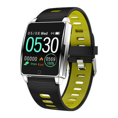 ARMOON Smart Watch AK18 Android IOS Heart Rate Bracelet Blood Pressure Fitness Tracker Stopwatch Countdown Step Color Waterproof Sport Band