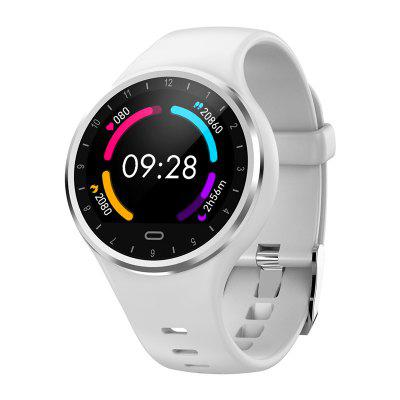 ARMOON Smart Watches M8 Men Heart Rate IOS Android Waterproof  Bracelet Blood Pressure Fitness Tracker Women Color Screen Round Band