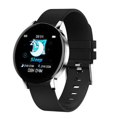 ARMOON Smart Watch R5 Sports Heart Rate Sleep Monitor Blood Pressure Fitness Tracker Android IOS Music Control Color Screen Band