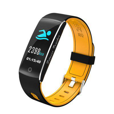 ARMOON Smart Bracelet F10 Sleep Monitor Fitness Tracker Heart Rate Band Men Women Watch Waterproof Color Screen Android IOS Sports