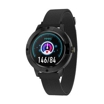 ARMOON Stylish Waterproof Smart Watches YH2 Heart Rate Sleep Monitor Android IOS Bracelet Blood Pressure Fitness Tracker Color Sport Band