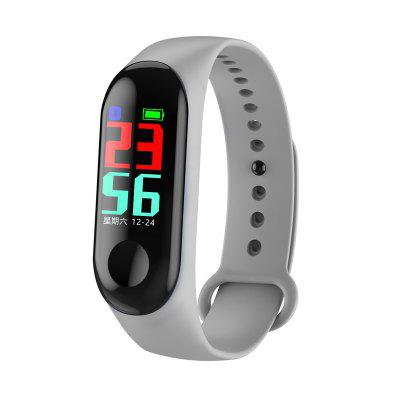 ARMOON Smart Watches M3C Fitness-Tracker Heart-Rate-Pedometer Smartwatch Sleep  Monitor Blood Pressure Sports Band for Men Women