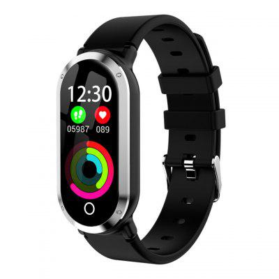 ARMOON Smart Bracelet T1 Heart Rate Fitness Band Sleep Monitor Tracker Blood Pressure Android IOS Watch Color Screen Sport