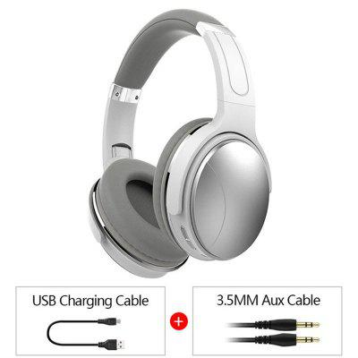 ARMOON HZ08 Bluetooth 4.2 Headphone Foldable Over Ear Wireless Headphones Adjustable Headset With Mic for Phone Huawei Samgsung Xiaomi