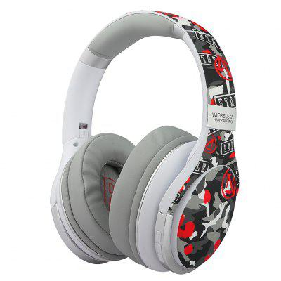 Фото - ARMOON Wireless Headphone EL-A1 Bluetooth 5.0 Noise Cancellation Foldable Gamer Headset with Mic Support TF Card for Headphones Game Music el imperio eres tu