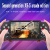 5.1-inch Screen with Built-in More Than 10000 Games Dual Joystick X9-S Handheld Game Console PSP Nostalgic 128-bit Arcade Handheld