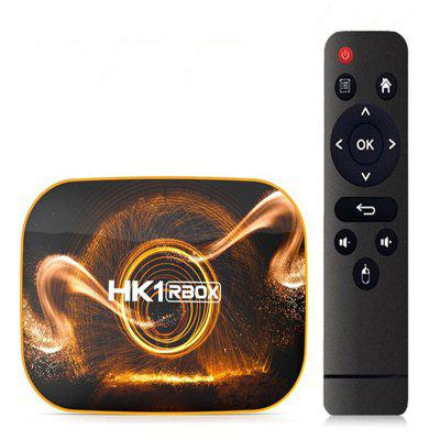 Free shipping Tv Box HK1 Android 10 HD4K With 2G Ram 16G Rom WIFI 2.4GHZ  Suitable For All TV Sets Image