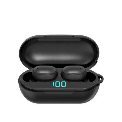 Wireless Headphones Waterproof TWS Bluetooth Earphone Gaming Sport HiFi Stereo Mini Earbuds with Mic