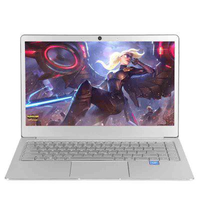 AUKTION 14.1inch Notebook 8GB DDR4 RAM Windows 10 All Mental Ultrathin Laptop Intel Celeron N4100 CPU Processor Image