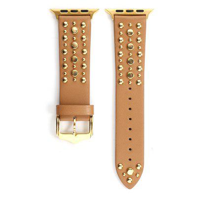 Watch Band for Apple Watch Series5/4/3/2/1 Apple Sport Band Genuine Leather New T-shaped Wrist Strap