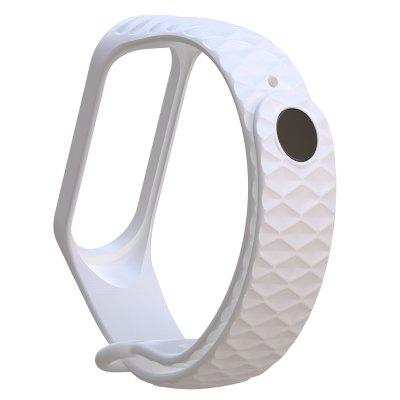 Watch Band Silicone Soft Multicolor Suitable For Mi 3 Wristband