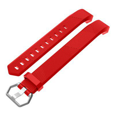 Watch Band for Fitbit Alta HR / Fitbit Alta Fitbit Classic Buckle Silicone Wrist Strap