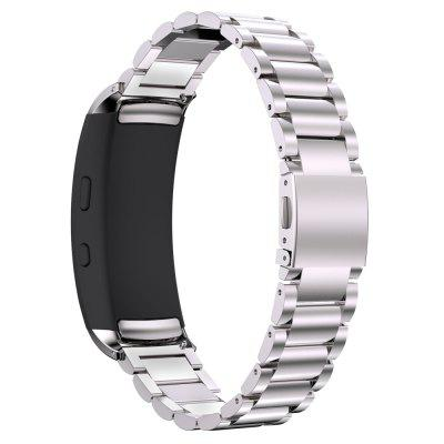 Watch Band for Gear Fit 2 / Gear Fit 2 Pro SM-365 Samsung Galaxy Modern Buckle Stainless Steel Wrist Strap