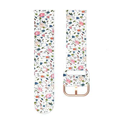 Color Watch Band For Samsung Gear S2/Galaxy Watch 42MM Classic Buckle Silicone Wrist Strap