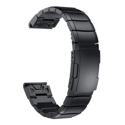 One Bead Turtle Back Strap Applicable TO Garmin Jiaming Fenix 5x Quick Detachable