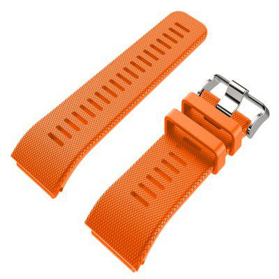 Watch Band for Vivoactive HR Garmin Classic Buckle Silicone Wrist Strap