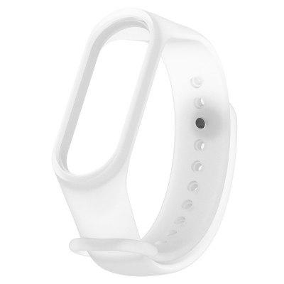 Transparent Watch Band for Xiaomi Band 4 /XiaomiBand 3  Sport Band Silicone Wrist Strap
