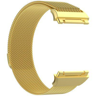 Watch Band For Fitbit ionic Milanese Loop Stainless Steel Wrist Strap