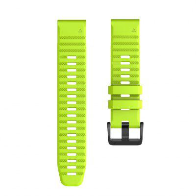 Watch Band for Approach S60 / Forerunner 945 / Forerunner 935 Garmin Classic Buckle Silicone Wrist Strap