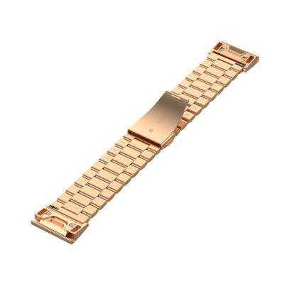 Watch Band for  Fenix 5s armin Modern Buckle Stainless Steel Wrist Strap