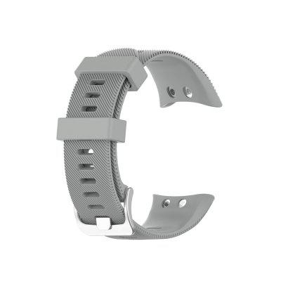 Watch Band for Garmin forerunner 45 / forerunner 45S  Classic Buckle Silicone Wrist Strap