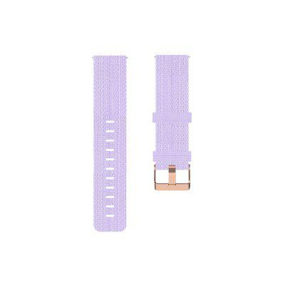 Watch Band for Gear Sport / Samsung Galaxy Watch 42mm / Samsung Galaxy Watch Active Classic Buckle Nylon Wrist Strap