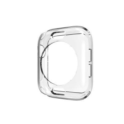 Suitable for Apple Watch Case 38mm 40mm 42mm 44mm Transparent Protective case