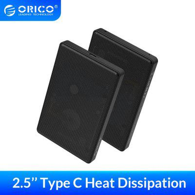 ORICO 2.5 inch HDD Case SATA to USB 3.1 Type C SSD 2TB 4TB Hard Disk Drive Box External Enclosure For Samsung Seagate