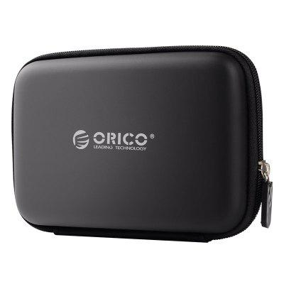 ORICO 2.5 Hard Disk Case Portable HDD Protection Bag for External inch Drive/Earphone/U Drive Black