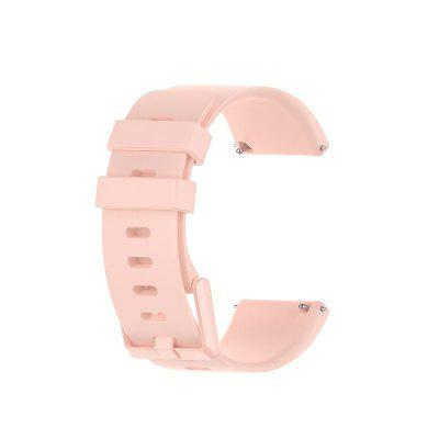 Smartwatch Band for Fitbit Versa/Versa 2 /Versa Lite/Versa SE Sport Bands High-end Fashion Silicones QuickFit Wrist Straps