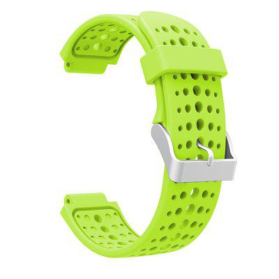 Smartwatch Band for Garmin Forerunner 235 /735/220/230/235/630/620/Approach S20/S5/S6/Sport Bands Silicones Wrist Straps